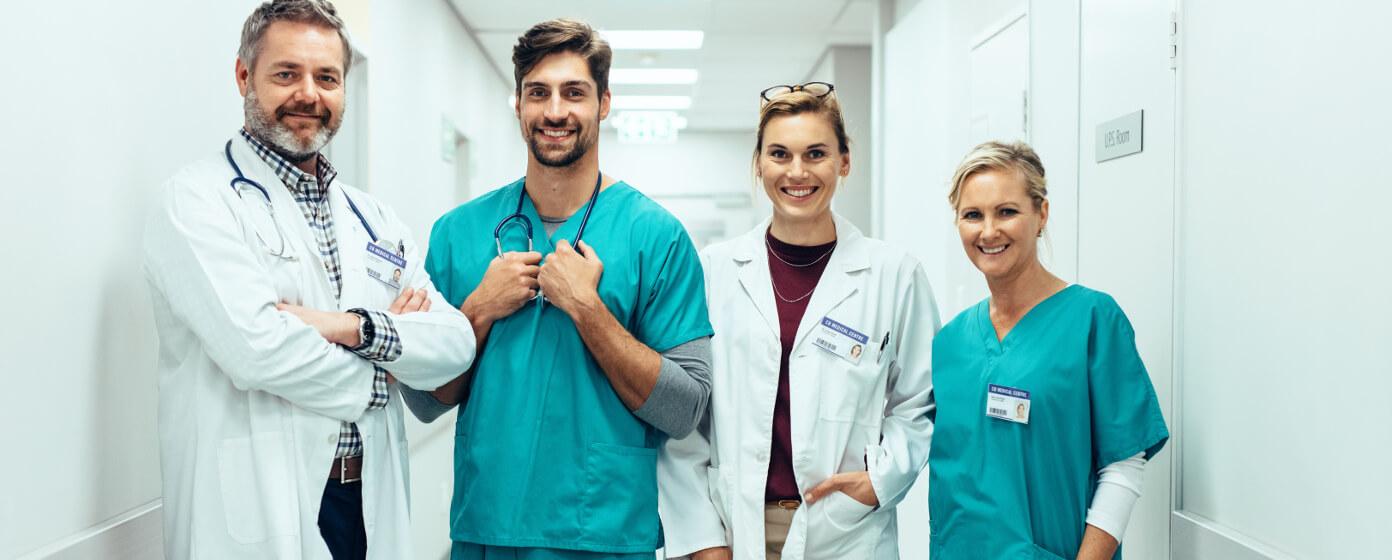 Template for Pflegehelfer (m/w/d)