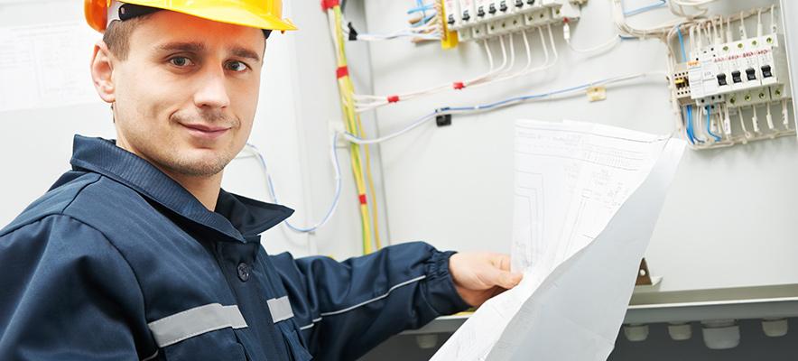 Template for Elektroniker - Energie- und Gebäudetechnik (m/w/d)