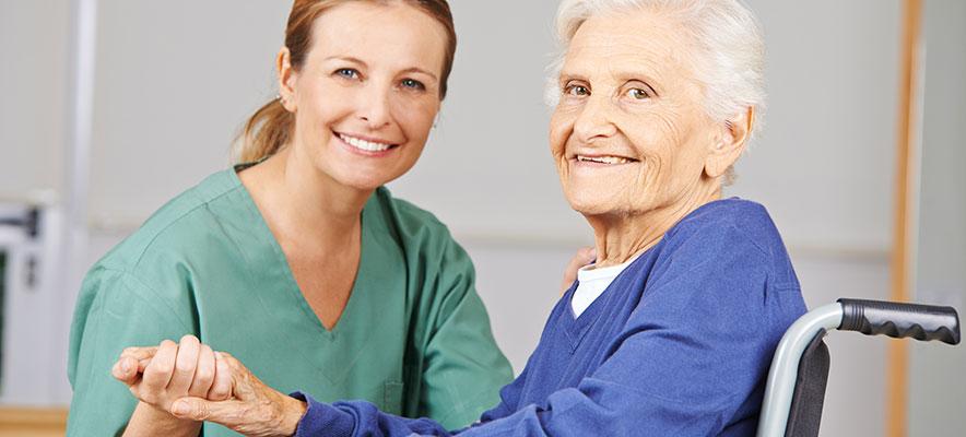Template for Sozialassistent/innen (m/w/d) für Pflegeeinrichtungen